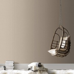 Catherine Taupe Grey-Beige Wallpaper
