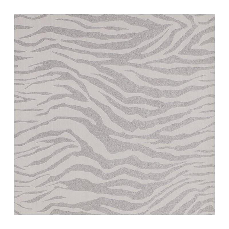 Zebra Silver 20 124 Wallpaper Zebra Grey Silver Wallpaper