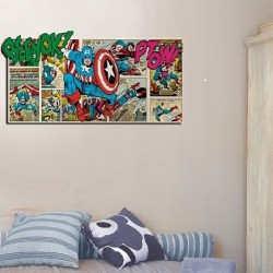 Marvel 3D Canvas