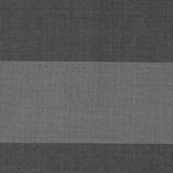 Bellefond Graphite Grey Striped Wallpaper