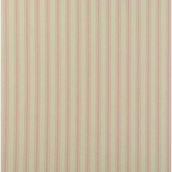 Ticking 01 Pink Stripe Wallpaper