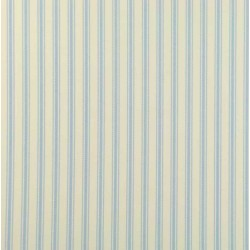 Ticking 01 Sky Blue Stripe Wallpaper