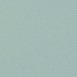 Herringbone Sky Blue Wallpaper