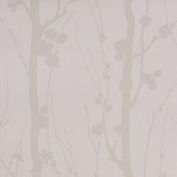 Solitude White Wallpaper