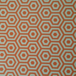 Honeys Terracotta Orange & Grey