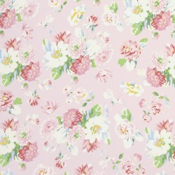 La Vie en Rose Pink Wallpaper