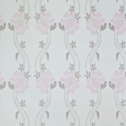 Autumn Berry Vintage Pink Wallpaper