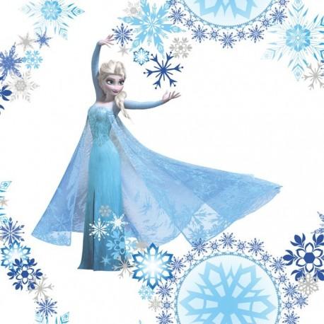 Disney Frozen Snow Queen Wallpaper Elsa Kids Room Wallpaper