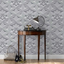 Marcel Wanders Wall Flower Grey