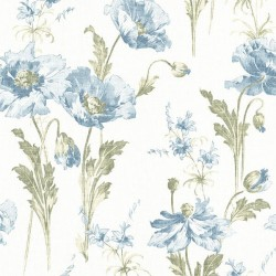 Joliet Floral Blue