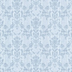 Joliet Damask Blue