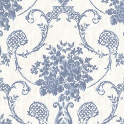 Marais Damask Blue