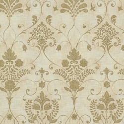 Andalusia Damask Gold