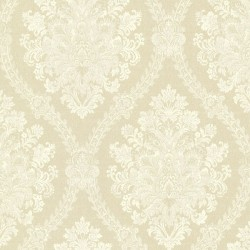 Jacquard Damask Green Tea