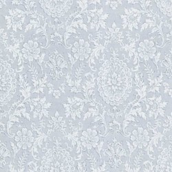 Ornament Damask Blue