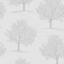 Trees Soft Grey