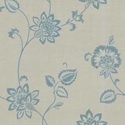 Gemini Floral Blue