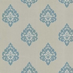 Gemini Damask Blue