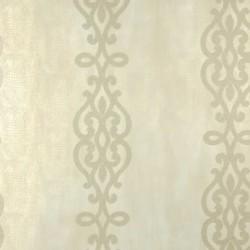Anaconda Glitter Stripe Cream Gold