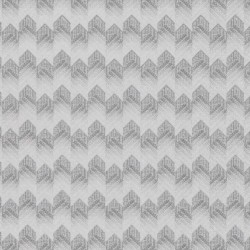 Fabric Texture Silver