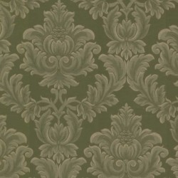 Oldham Damask Green