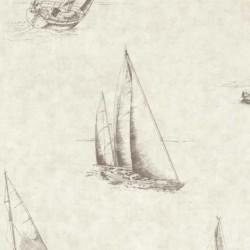 Nautical Voyage Brown