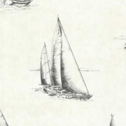 Nautical Voyage Black