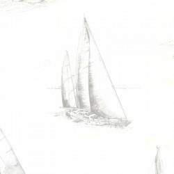 Nautical Voyage Grey
