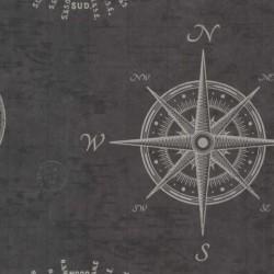 Nautical Navigate Black