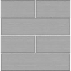 Stria Tile Grey
