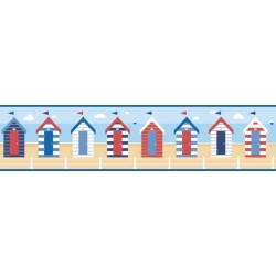 Beach Huts Multi