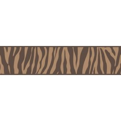 Animal Print Choc and Natural