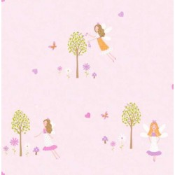 Fairy Garden Sidewall Purple