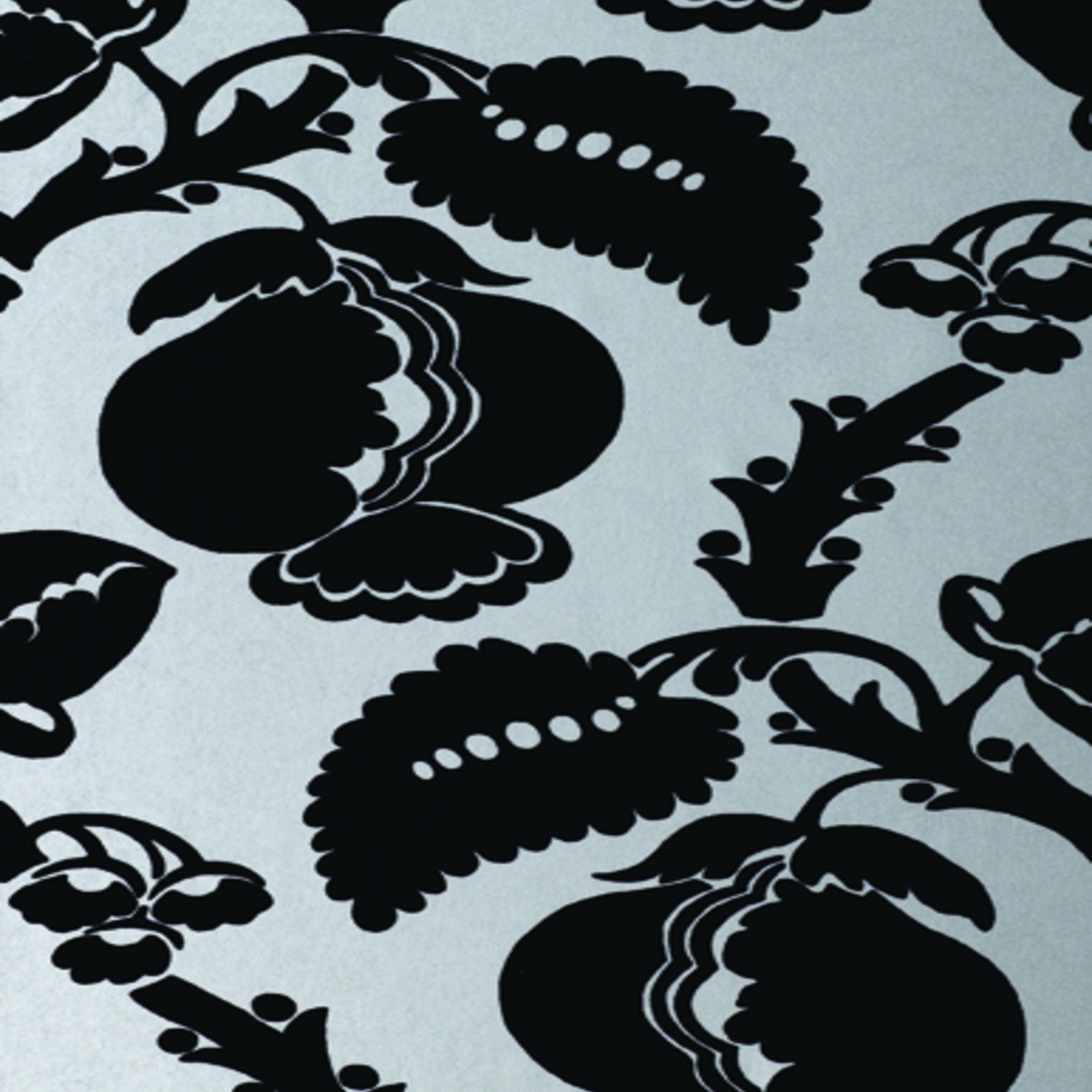 Must see Wallpaper Black And White Romantic - eglantine-flock-wallpaper-at10020-nw086  Snapshot_122058.jpg