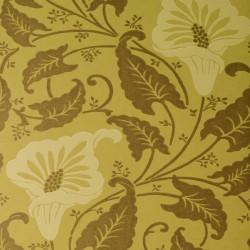Lavinia Gold Wallpaper