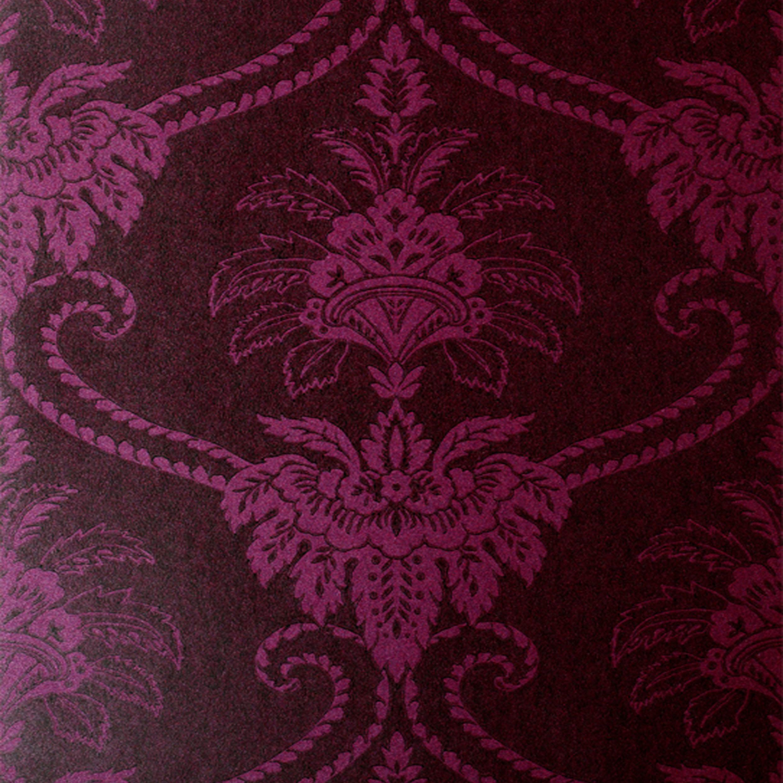 black and purple damask wallpaper wwwpixsharkcom