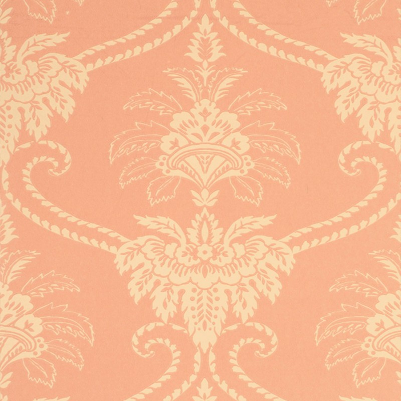 Damask Coral Peach At10070 Wp040