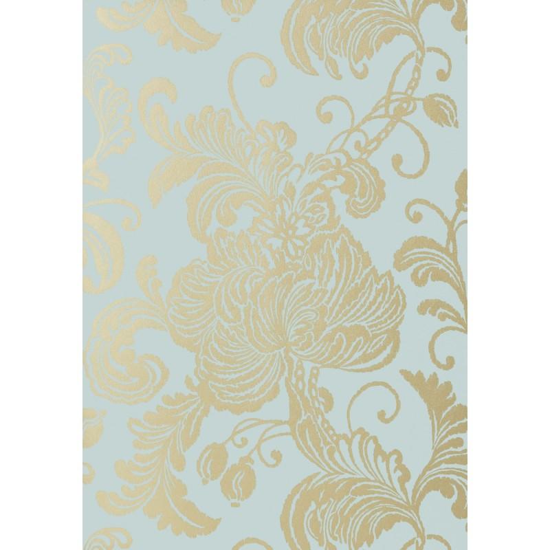 french damask metallic wallpaper - photo #30