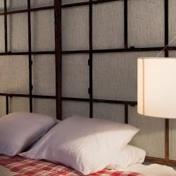 Ceylan Linen Beige Fabric Effect