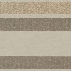 Seetha Mustard Yellow and Beige Stripe