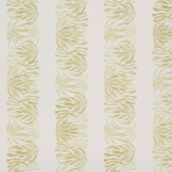 Wild Stripes Golden Yellow Wallpaper