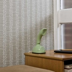 Nectar Mink Grey Wallpaper