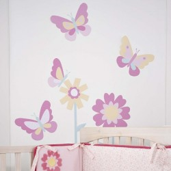 Elegant Beyond The Meadow Wall Stickers Part 28