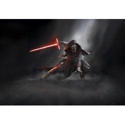 Star Wars Kylo Ren Wall Mural