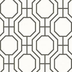 Circuit Black and White Wallpaper