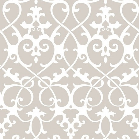 Buy axiom taupe grey white trellis 2625 21867 wallpaper for Grey and white wallpaper