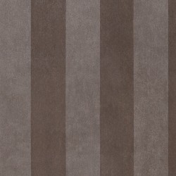 Enderby Dark Brown & Grey Striped Wallpaper