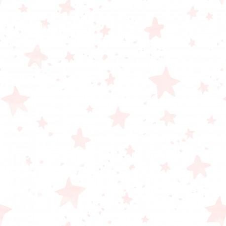 Via Lactea Stars Aqua Wallpaper