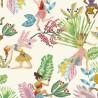 Calypso Dancers Hueso Wallpaper