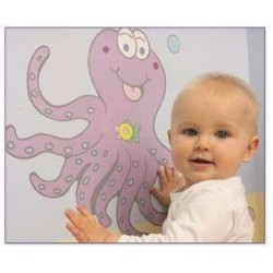 Undersea Adventure Wall Stickers